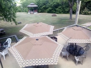The Lodge Patio